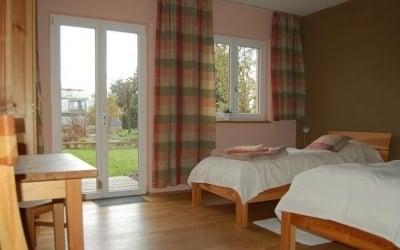 Impression Zimmer in der Villa Fohrde